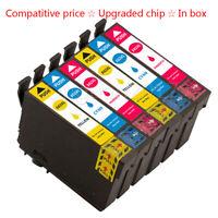 502 XL Compatible Ink Cartridges with Epson XP-5100 XP-5105 WorkForce WF-2860DWF