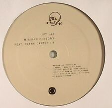 """IVY LAB - Missing Persons Ep - 2 X 12"""" Vinyl Critical Drum And Bass."""