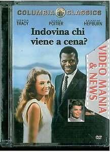 Indovina chi viene a cena? (1967) DVD Jewel Box