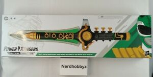 Power Rangers Lightning Collection Mighty Morphin Dragon Dagger - NEW In Hand