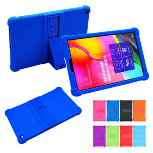 Kids Stand Silicone Case for Samsung Galaxy Tab A 10.1 in 2019 SM-T515 Tablet