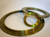 Brass Lens Flanges-Custom made/Duplicated