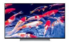 Toshiba 49U6763DG 49 Zoll Fernseher (4K Ultra HD, Triple Tuner, Smart TV, A+)