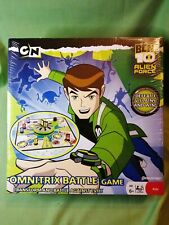 Cartoon Network Ben 10 Alien Force Omnitrix Batalla Juego de Mesa-Nuevo/Sellado