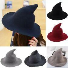 Modern Everyday Winter Witch Hat