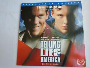 Telling Lies IN America Laserdisc Ntsc Pantalla Ancha