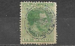Philippines Stamp 1/8 cent Mint