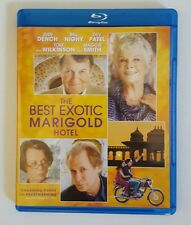 The Best Exotic Marigold Hotel Blu-ray Judi Dench Bill Nighy