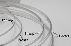 20cm Sterling Silver 0.4mm Soft Argentium Round Wire Rod 26 Gauge Fine Jewellery