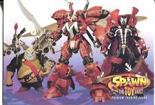 Spawn The Toy Files Promo Card MS1