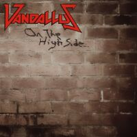 VANDALLUS - ON THE HIGH SIDE   CD NEW!