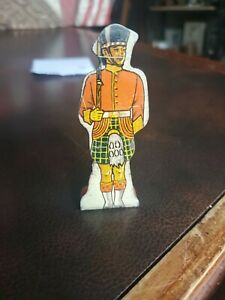 Vintage Marx? Steel Gordon Highlanders Toy Target? 10