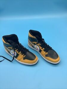 NFL Pittsburgh Steelers Men's Size 11 Sneakers Unbranded Never Worn