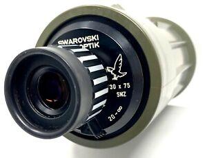 Swarovski Optik Tirol 30x75  SNZ Kompakt Spektiv Fernrohr