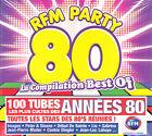 COFFRET 5 CD RFM PARTY 80 LIO/SABRINA/LAHAYE/OPUS/FOX/NIAGARA/IMAGES/LAVIL/NENA