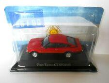 DIE CAST FORD TAUNUS GT SP5 (1983) INOLVIDABLES 80/90 SCALA 1/43