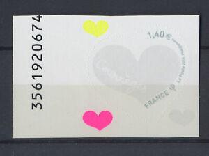 FRANCE AUTOADHESIFS COURREGES 1231, BdF,neufs xx, LUXE. TIRAGE 23000