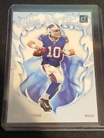 Jake Fromm 2020 Panini Donruss WH-JF Buffalo Bills White Hot Rookies