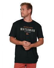 NEW QUIKSILVER™  Mens Waterman Shock Proof T Shirt Tee Tops