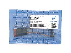 2PCS Brake Pad Wear Sensor for Mercedes 2115401717 2205400617 2205400717 W212
