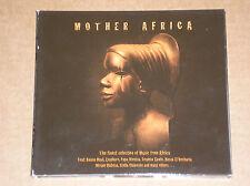 MOTHER AFRICA (BAABA MAAL, PAPA WEMBA, MIRIAM MAKEBA) - 2 CD