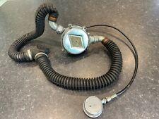 vintage siebe gorman twin hose diving regulator