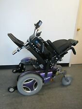 2015 PERMOBIL C300  PSJR PEDIATRIC WHEELCHAIR WITH POWER TILT. 12 MILES ONLY.