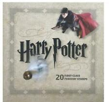 USPS Harry Potter - stamp sheet/book Mint condition
