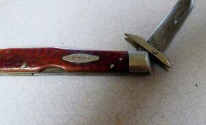 Case XX Single Blade Pocket Knife