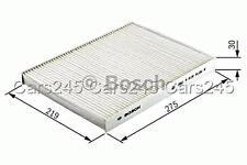 BOSCH Pollen Cabin Interior Air Filter Fits AUDI Q7 4L PORSCHE Cayenne VW 02-