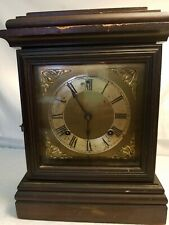Antique ansonia clock early 1900 Preowned in fair Condition needs Some attention