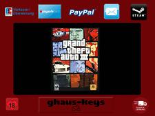 Grand Theft Auto III 3 Steam Key Pc Game Download Code Neu Blitzversand EU