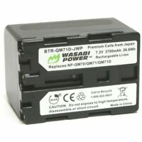 Wasabi Power Battery for Sony NP-QM71D