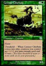*MRM* FR 4x Chef de clan centaure / Centaur Chieftain MTG Torment
