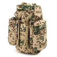 Backpack Mountain Bw Hiking Trekking Army Us Pack Bundeswehr Tropical Camouflage
