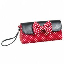 Disney minnie mouse bow make up & jewelry set clutch bag