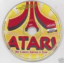 Atari 80 Classics Arcade Games - Windos 98/Me/XP