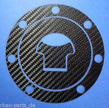 Chao carbon tanque-cover para Honda VFR 400 R nc30 #003