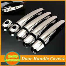 9x Chrome Door Handle Cover Trim For Toyota Corolla Camry Prius Yaris Scion New