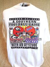 Georgia Bulldogs vs Florida Gators~A Southern Football Game~T-Shirt~Youth LARGE