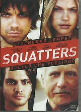Squatters (2013) DVD