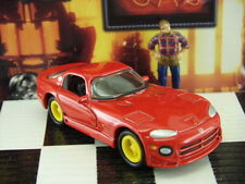'00 JOHNNY LIGHTNING 1998 DODGE VIPER LOOSE 1:64 SCALE CLASSIC GOLD SERIES
