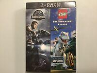 Jurassic World / LEGO Jurassic World 2-Pack DVD