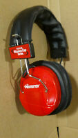 Nascar Winston Cup Series Memorex AM/FM Headphone Radio Tested Working MH-1005