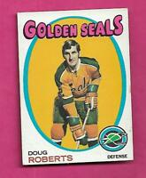 1971-72 TOPPS # 83 SEALS DOUG  ROBERTS EX-MT  CARD (INV# A9448)