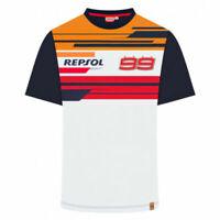 Brand New Official Licensed Jorge Lorenzo TShirt 99 Repsol Honda MotoGP Racing S