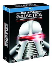 Battlestar Galactica Complete Series - 9 Disc Blu-Ray Boxset - Glen A Larson