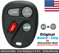 1x OEM Replacement Keyless Remote Key Fob For Buick Chevy Pontiac ABO1502T