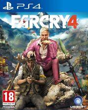 Farcry 4 PS4 Español edicion Fisica Ubisoft