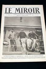 GUERRE 14-18-WW1-LE MIROIR N°187